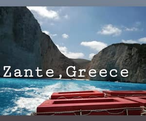 Greece, sea, and vacation image