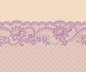 background, beige, and lace image