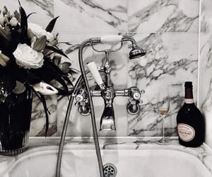 champagne, home, and bath image