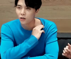 cutie, johnny, and kpop image