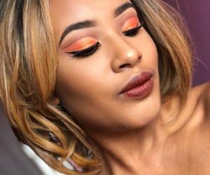 fall, makeup, and motd image