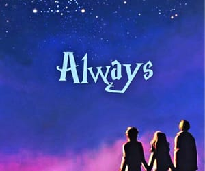 always, art, and harrypotter image
