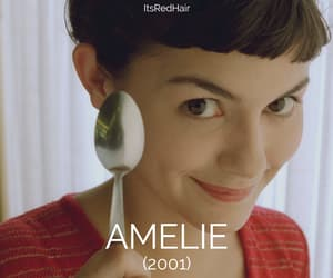 amelie, french, and movie image