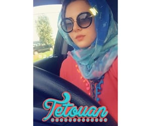 drive, moroccan, and hijab image