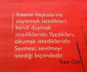 tezer özlü, alıntı, and türkçe sözler image