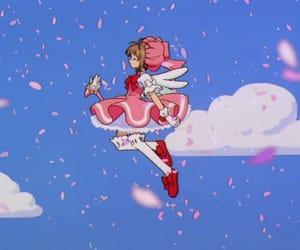 sakura, anime, and manga image