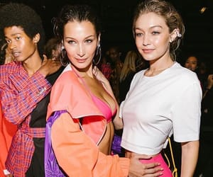 model, sisters, and gigi hadid image