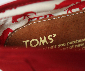 photography, shoes, and toms image