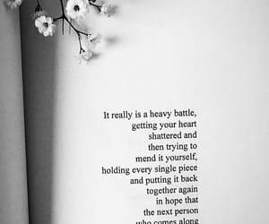 battle, broke, and heart image