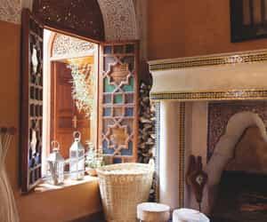 ambience, home decor, and morocco image