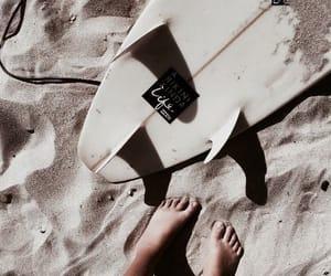 surf, bucket list, and surfboard image