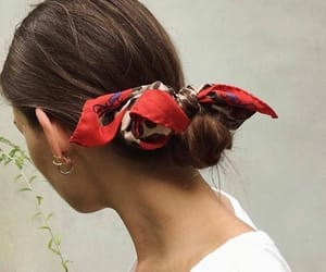 hair, hair color, and hair accessories image