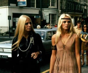 70s, vintage, and blonde image