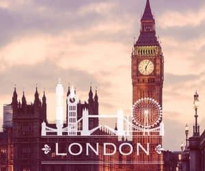 city, Big Ben, and london image