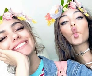 madison beer, snapchat, and fatherkels image
