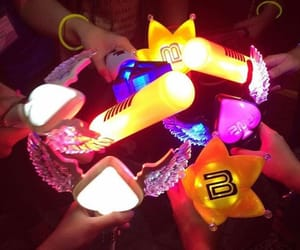 fans, korea, and fandoms image