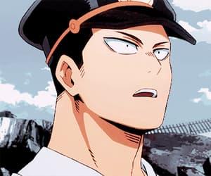 anime, gif, and boku no hero academia image