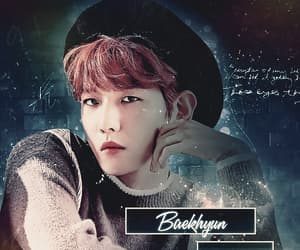 edit, kpop, and baekhyun image