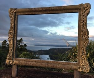 art, sky, and nature image