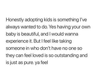 adoption, fact, and quote image