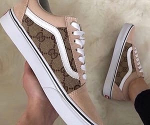 vans, fashion, and gucci image