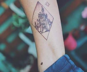 disney, ideas, and tattoo image