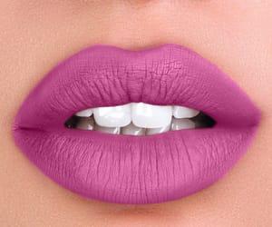 lipstick, matte, and vegan image