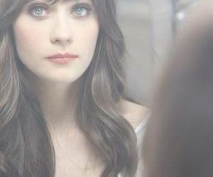 actress, zooey deschanel, and mermaidels image