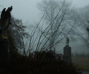 dark and creepy image