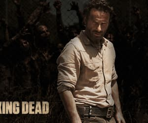 Maggie, rick, and daryl image