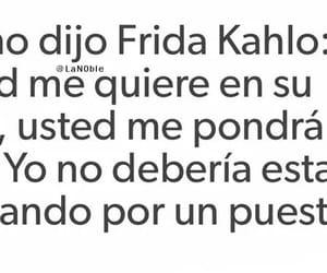 frases, frida kahlo, and vida image