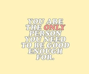 quotes, yellow, and self love image