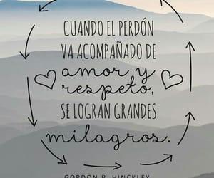 amor, perdon, and respeto image