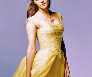 beauty and the beast, emma watson, and hermione granger image