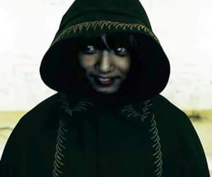 creepy, meme, and scary image