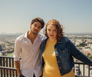 netflix, noah centineo, and shannon purser image