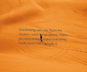 desert, inspiration, and orange image