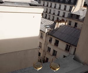 architecture, beige, and france image