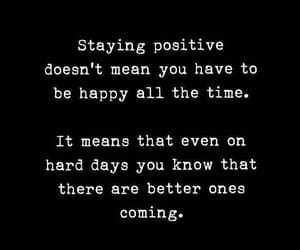 important, positive, and quotes image