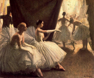 ballet and art image