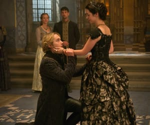 dress, queen mary stuart, and reign image
