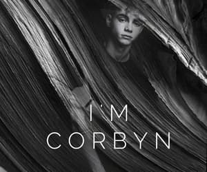 corbyn, black aesthetic, and corbyn besson image