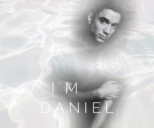 aesthetic, daniel, and white image