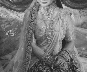bride, indian, and special day image