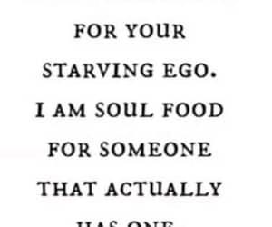 ego, food, and soul image