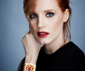 girl, wow, and jessica chastain image