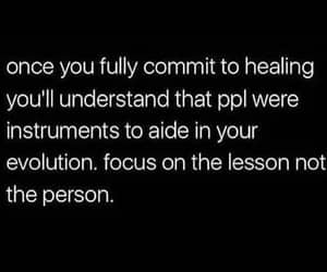 focus, healing, and evolution image