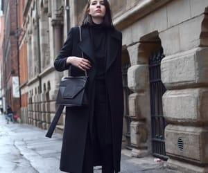 black, elegant, and minimalistic image