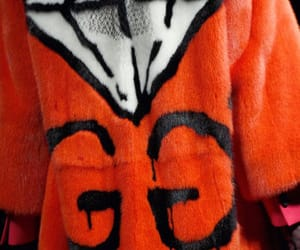 fashion, gucci, and orange image