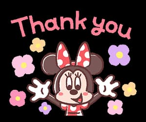 disney, minnie mouse, and gif image